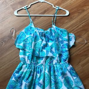 Lilly Pulitzer for Target sand dollar dress